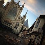 York Minster - East End