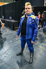 DST 2018 - 084 (Jyoti Mishra) Tags: dst 2018 dst2018 destination star trek startrek destinationstartrek nec birmingham tos tng voyager ds9 enterprise discovery tas convention sfconvention