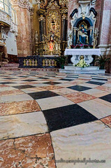 St James Cathedral - Interior View (Colin Campbell Photography) Tags: austria baroque cathedralofstjames domzustjakob innsbruck tyrol