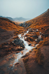 Flows (Lun Liu) Tags: iceland icelandic rivers river stream tiny waterfalls longer exposure motion nature landscape landschap