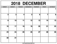 December 2018 Calendar Printable (Elizabeth Keen) Tags: december decembercalendar december2018calendar december2018calendarprintable december2018calendartemplate blankdecember2018calendar 2018calendar calendar printablecalendar blankcalendar