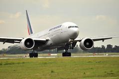 F-GSPN (mduthet) Tags: fgspn boeing b777 airfrance parischarlesdegaulle