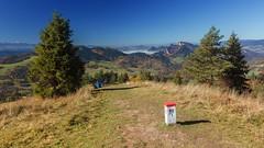 View from Wysoki Wierch Mt. towards west (Paweł Błaszak) Tags: travel landscape pieniny poland nature mountains