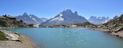 Lac Blanc (trekphoto.webdev20.pl) Tags: alps frenchalps france francja alpy alpyfrancuskie lacblanc lake mountains mountainlake góry europe landscape