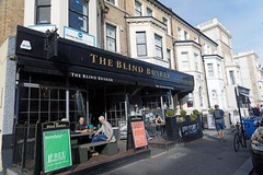 Hove, Blind Busker (Dayoff171) Tags: gbg2019 gbg greatbritain england europe boozers pubs publichouses eastsussex unitedkingdom uk hove bn32bb