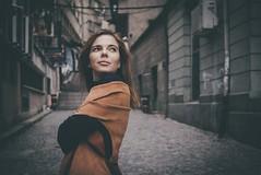 Downtown (Pavel Valchev) Tags: eos eosm m100 canon efm 22mm stm pancake portrait woman sofia bulgaria downtown mirrorless film vsco preset