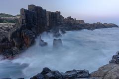 Bombo Quarry (3 of 3) (pyl_71) Tags: bombo quarry nsw illawarra australia long exposure tripod sony a7ii rocks smoky water