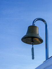 Auf See (wezetauswe) Tags: mft lumix gf7 glocke bell meer sea