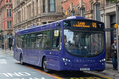 First BF63HDO (Mike McNiven) Tags: first manchester atherton leigh centralmanchester hospitals guidedbusway busway hampshire eclipse wright volvo eclipse2