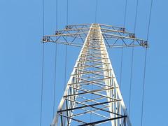 Energie (gittermasttyp2008) Tags: strom mast stahl gitter technik oktober 2018 power yahoo tragmast