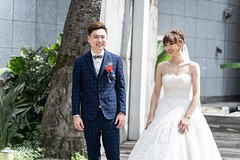 20181014-DSC03177 (ron55663) Tags: sony sonycamera sonyalpha zeiss tt350s f28 2875f28 tamron a036 a7m3 a7iii taiwan wedding 2875mm godox portrait