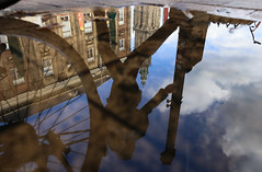 GroningenCityOfStudents (25-09-2018) by #MrOfColorsPhotography #InspireMediaGroningen #PortfolioOfColors (mrofcolorsphotography) Tags: reflection reflections reflectionsbycolors colorful colour colourful colours mrofcolorsphotography mrofcolors mrofcolorscom canonnederland canonphotography contrasty water puddlereflection streetphotography street streetphotographer streets photooftheday photographer photography photo photos portfoliofocolors portfolio portfolioofcolors dillenvandermolen clouds cloud cloudy cloudporn sky skyporn flickr 500px 500pxstudio instagram instagood netherlands thenetherlands holland