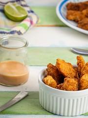 Fish Sticks with Sweet Mayo-3 (Jossy D) Tags: fish sticks sweet mayo seafood food snacks