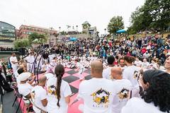 2018-9-8 Grupo Ondas capoeira batizado, graduation at WaterFire (Photograph by Matthew Huang) (2)