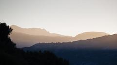 Sunset towards Les Agriates (Wilco1954) Tags: sunset corsica sunrays saintflorent lesagriates