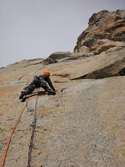 Voyage selon Gulliver Grand capucin (lucas.schwinte) Tags: escalade alpinisme grandcapucin