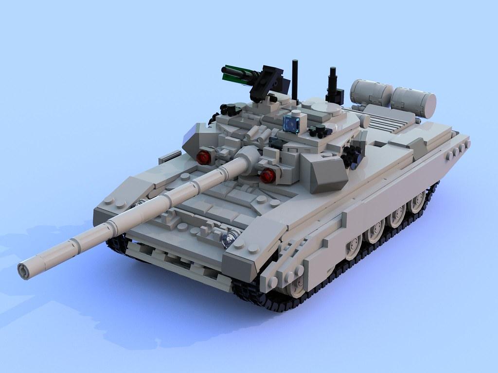2b97a29ee164 T-90A v1.1 (tatsuhiru takato taka) Tags  tank lego military