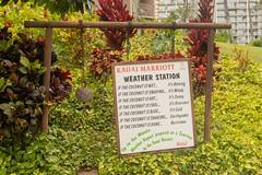 Weather Station (xythian) Tags: hi kauai