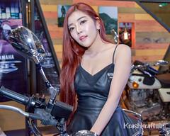 Ployrung (krashkraft) Tags: 2015 allrightsreserved bangkok krashkraft motorbike ployrungrorarungchangsawang terminal21 thailand beautiful beauty boothbabe gorgeous pretty พริตตี้ เซ็กซี่