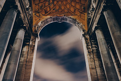 Gates of Eden (FButzi) Tags: genova genoa liguria italy italia arco della vittoria victory arch fallen caduti world war i long exposure