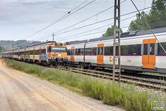 Rodalies de Catalunya (Escursso) Tags: 447 465 adif barcelona canon castellbisbal civia renfe rodalies trainspotting railtrain railway spain spotting tren