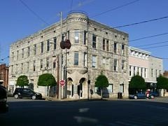Downtown Corinth MS - B.F. Liddon Bank Building (l_dawg2000) Tags: corinth historic 1905built