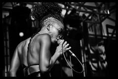 Tonia Richardson (3) (trishwinston) Tags: tonia richardson jazz live concert barcelone voll damm festival