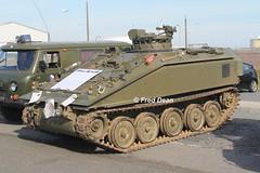 CVRT Spartan Tank. (Fred Dean Jnr) Tags: dublin dublinportrally2015 cvrt spartan tank dublinport september2015 military