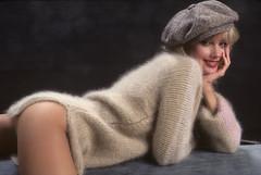 tumblr_p9pos4Px6n1s7ovwxo2_640 (ducksworth2) Tags: sweater jumper knitwear knit soft fluffy fuzzy angora