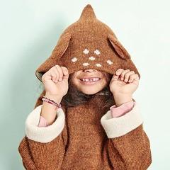 Animal Hoodie-Bambi by Oeuf (katalaynet) Tags: follow happy me fun photooftheday beautiful love friends