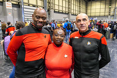 DST 2018 - 089 (Jyoti Mishra) Tags: dst 2018 dst2018 destination star trek startrek destinationstartrek nec birmingham tos tng voyager ds9 enterprise discovery tas convention sfconvention