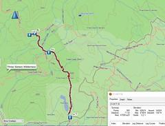 map-ToddLkToCayuse-102118bc (thom52) Tags: central oregon bendor todd lake conc thom sparks hiking broken top fall