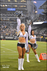 2018 Oakland Raiderette Jonni (billypoonphotos) Tags: portrait stadium 2018 grass sign sport 18140 18140mm billypoonphotos dancers coliseum people team squad women ladies girls pretty photographer photography picture photo black silver billypoon lens mm nikkor d5500 nikon dancer dance cheerleading cheerleaders females fabulous football nfl raidernation nation raider raiderettes raiderette raiders oakland jonni jenna