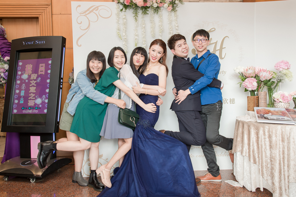 台南婚攝 海中寶料理餐廳 滿滿祝福的婚禮紀錄 W & H 120