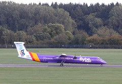 G-PRPB  FlyBe DHC-8 Q400 SOU 210918 (kitmasterbloke) Tags: sou southampton aircraft aviation airliner transport hampshire outdoor