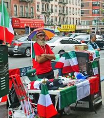 New York, NY (photobug56) Tags: sangennaro newyork manhattan vendor flags italy littleitaly feast