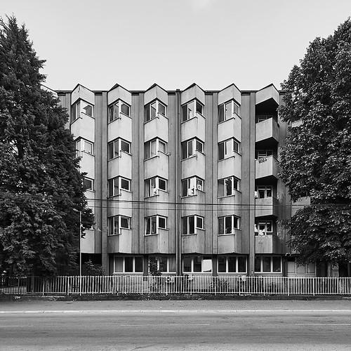 Simeon Simovski - Dom za ucenici Zdravko Cvetkovski, 1971