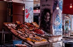 Part two: La Sicilia è...fresh fish in the most genuine markets... =O) (Palermo) (Pep Peñarroya) Tags: lasiciliaè sicilia sicily italy palermo