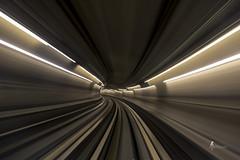 Hypnotique (pierrelouis.boniface) Tags: subway lille speed longexposure
