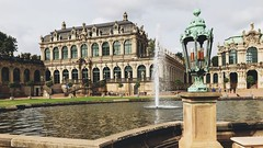 The Zwinger palace (Strunkin) Tags: dresden germany zwinger
