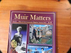 Muir Matters ADVERT (davefree99) Tags: muir matters advert