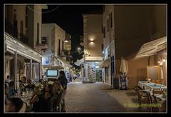 Old Harbour (Dr_Babis) Tags: nikon d610 fx nikkor50mm greece hellas chania crete night summer port venetian