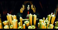 Helena (HidekiSynth) Tags: goth helena chemical romance mcr emo candles