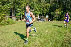 FLO05960 (chap6886@bellsouth.net) Tags: running run race girls boys team trees lake athletes action athletics america xc 5k highmiddleschool highschool
