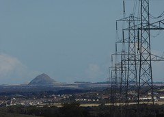 North Berwick Law (Brian Cairns) Tags: susrans roslin bonnyrigg lasswade cycling rosslyn newcyclepath danderhall dalkeith brianbcairns irreverence levity serendipity