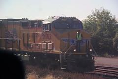 UP2602 St Louis MO, USA (Paul Emma) Tags: usa missouri stlouis railway railroad dieseltrain train unionpacific 2602