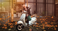 When You're Gone (RyanTailor (Taking Clients)) Tags: modulus hair men man homme guy boy gay scooter bike motorbike roller autumn shinyshabby event tmd themensdept notsobad ascend hme hipstermensevent vendetta deadwool swallow belleza