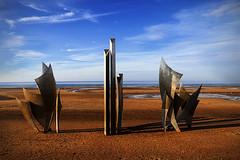 Omaha beach (marcosmallred) Tags: normandy francia omaha beach omahabeach dday wwii ww2 worldwar2