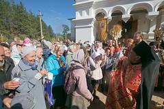53. Престольный праздник свв. мучениц в соборе г. Святогорска 30.09.2018