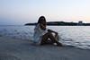 Magaluf (Eu_sou_Catherine) Tags: magaluf spain mallorca majorka mar agua azul polaca eu playa bikini cielo noche tarde kapelusz polka mujer inolvidable quierovolver